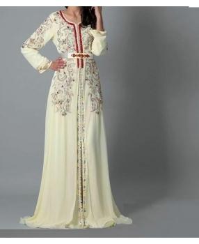 robe orientale moderne pas cher