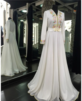 Wedding Dress Salwa